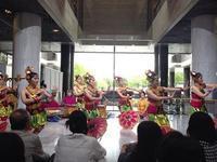 """みんぱく""""音楽の祭日""""いよいよ今週末 - 大阪西梅田 バリ島のガムラン音楽 チャンドラ・バスカラ   Chandra-Baskara"""