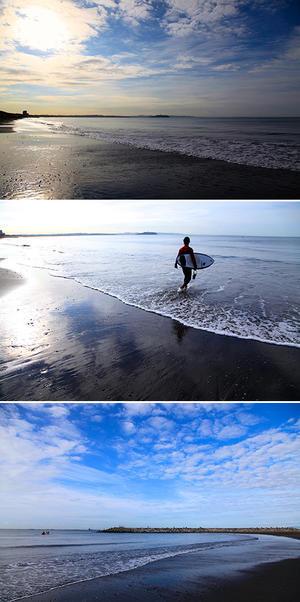 2019/06/18(TUE) 穏やかな朝一の海辺では..........。 - SURF RESEARCH