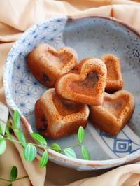 餡フィナンシェ♪ - This is delicious !!