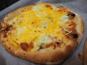冷凍ピザは手軽です - sobu 2