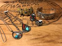 6月19日(水)大阪店アクセサリー入荷!!#6  インディアンジュエリー編!!50's SwastikaBangle & Zuni、Navajo!! - magnets vintage clothing コダワリがある大人の為に。