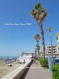 """""""海の写真を1枚♪"""" と、ローマこの先1週間のお天気(北アフリカ暑そうです。。。) - 『ROMA』ローマ在住 ベンチヴェンガKasumiROMAの「ふぉとぶろぐ♪ 」"""