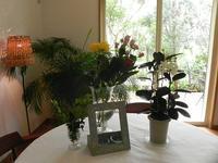 *花ってやっぱりいいわ~ - 心とカラダが元気になるアロマ&ハーブガーデン教室chant rose