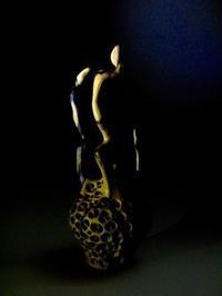 本日より「陽の当たらない場所」藤沼哲 木彫展 始まります - 坂日和