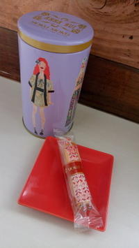 ANNA SUI × ヨックモック - ゆのきのとミルクティー