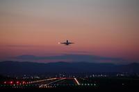 水面下での動き~旭川空港~ - 自由な空と雲と気まぐれと ~from 旭川空港~