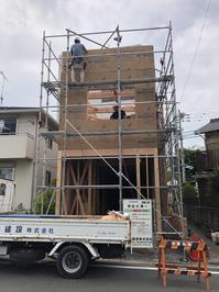 鴨江東町集会場上棟式 - 桂建設の日々ブログ