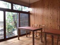 学園前喫茶と雑貨のお店進捗状況10 - 国産材・県産材でつくる木の住まいの設計 FRONTdesign  設計blog
