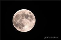 水無月の望月 - 北海道photo一撮り旅