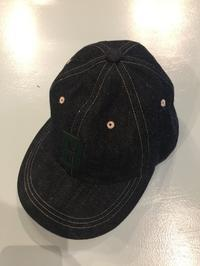 HOLLYWOOD RANCH MARKET / HRR Bワッペン IND DENIM BB CAP - Safari ブログ