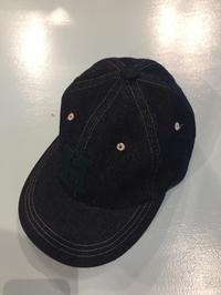 HOLLYWOOD RANCH MARKET / HRR Hワッペン IND DENIM BB CAP - Safari ブログ