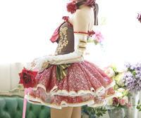 ラブライブ! School idol project 西木野真姫  Flower - Mew♪コスプレ作業日記