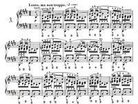 練習曲作品10-3 ショパン - 風任せ自由人