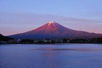 赤富士 - 故郷の宝物
