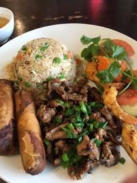 ストレス解消のベトナム料理 - アバウトな情報科学博士のアメリカ