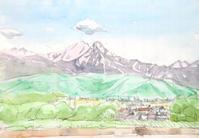 新緑の八ヶ岳山麓 - ryuuの手習い