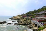 釜山海辺のお寺*海東龍宮寺* - ぶらり休暇