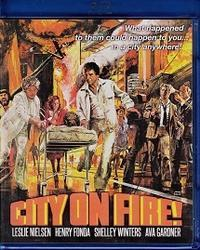 「シティ・オン・ファイア」City On Fire  (1979) - なかざわひでゆき の毎日が映画三昧