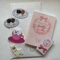 CDのご注文ありがとうございます! - Atelier Chou