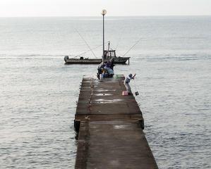 釣りシーズン到来 -