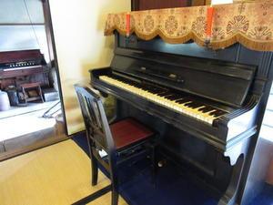 明治のピアノ - 商家の風ブログ