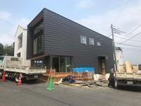 「青葉台の家」外構工事 - HAN環境・建築設計事務所