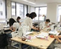 【ヴォーグ学園東京校布小物講座】ポシェット&裁縫ポーチが完成♪ - neige+ 手作りのある暮らし