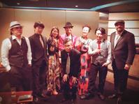 滋賀でパーティLIVE‼️ - singer KOZ ポツリ唄う・・・