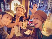 Parkaholic 5.30 - singer KOZ ポツリ唄う・・・