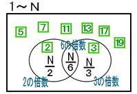 素数の魅力(14) Nまでにいくつ存在する - 齊藤数学教室「算数オリンピックの旅」を始めませんか?054-251-8596