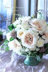 幸せのお手伝い♡ - Le vase*  diary 横浜元町の花教室
