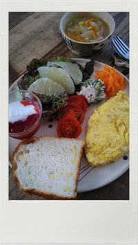 チーズブレッド - 小春日和