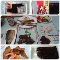 懐かしクジラ肉料理 - 気ままな食いしん坊日記2