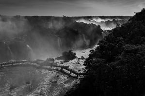 イグアスの滝ブラジル側 - 二勝三敗