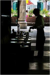 カフェ - HIGEMASA's Moody Photo