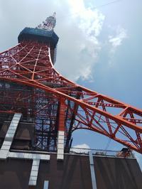 東京タワー トップデッキツアーが凄い! - 藍。の着物であるこう