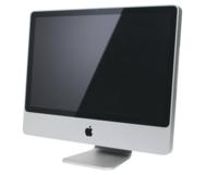iMacをいただいた - ワイドスクリーン・マセマティカ