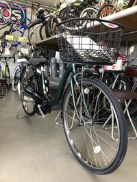 本日、納車予定の 『 ヤマハ PAS with SP 』 - みやたサイクル自転車屋日記