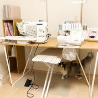 2代目ロックミシン - こものてしごと Aicy works