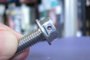 ワイヤーロック用穴付きブレーキキャリパー固定ボルト発売 - ALPHINブログ