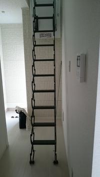 足立区M様邸リフォーム工事階段現場調査へ。 - 一場の写真 / 足立区リフォーム館・頑張る会社ブログ