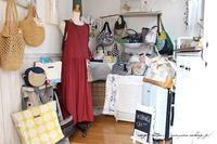 いよいよ明日開催!出版記念作品展@永田町グリッド4階 - neige+ 手作りのある暮らし