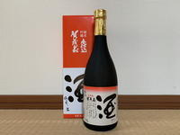 (広島)賀茂泉 純米吟醸 朱泉本仕込 / Kamoizumi Jummai-Ginjo Shusen Honjikomi - Macと日本酒とGISのブログ