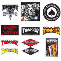 Thrasher Assorted Sticker (Pack of 10) - trilogy news