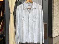 "50's Stradivari ""Strad-O-Nut"" open collar shirt - BUTTON UP clothing"
