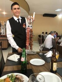 中南米の旅/62シュラスコでお肉三昧♪@イグアス - FK's Blog