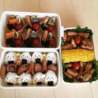 ◆運動会 ~幼稚園&小学校~ - 食日和 ~アレルギーっ子と楽しい毎日~