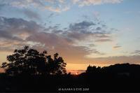 * 夕陽 - Kaara's Eye