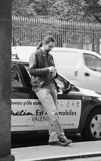Parisのタクシードライバー - 好きな写真と旅とビールと