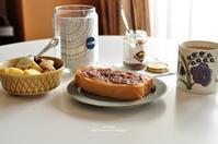朝ごパンとオリンピックチケット - Awesome!